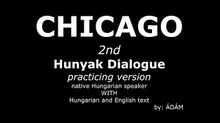 Learn Hunyak's 2nd Hungarian Dialogue From Chicago With Native Hungarian Speaker