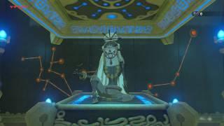 Llamas oscilantes, Santuario de Himot (Shae Mo'sah Shrine) The Legend of Zelda: Breath of the Wild