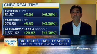 Analyzing Senate hearing with Big Tech CEOs: Former U.S. chief technology officer