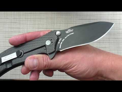 Нож ZT Hinderer 0560 Zero Tolerance