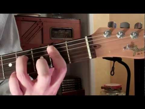 How to Play a B Minor Seven Over E Chord on Guitar Bm7/E