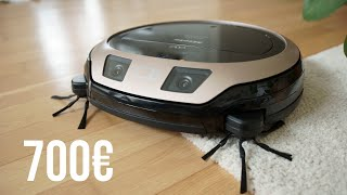 Miele Scout RX3 Home Vision HD im Test ►700€ Saugroboter Kampfansage!  Gelingt Miele der Durchbruch?