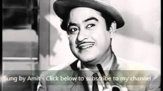 Main hoon jhumroo | My tribute to Kishore Kumar   - YouTube
