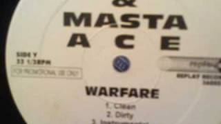 J-Love ft. Masta Ace - Warfare