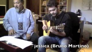 Jessica (Bruno Martino) cover