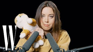 Video Aubrey Plaza Explores ASMR with Whispers, Peacock Feathers, and Cornflakes | W Magazine MP3, 3GP, MP4, WEBM, AVI, FLV September 2019