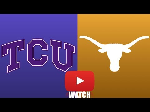 TCU vs Texas Week 4 Full Game Highlights (HD)