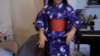 How To Wear Kimono / Yukata