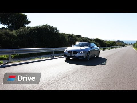 BMW 4 Series convertible Drive video 1 of 3