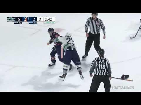 Jared Davidson vs. Jerzy Orchard
