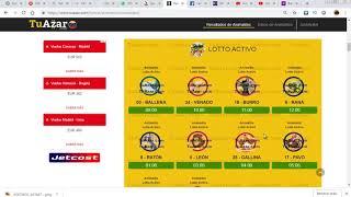 Datos Lotto Y Granja 03 De Öptubre 2018 Fijos