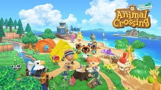 🍒 Animal Crossing: New Horizons | Live Stream Day 8 and 9 | 1st Golden Tool! Maxed House + Tent 🍒
