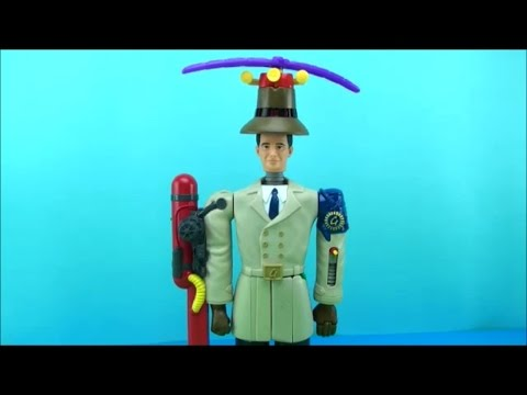 MCDONALD'S INSPECTOR GADGET 199 HAPPY MEAL TOY COLLECTION VIDEO