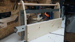 Werkzeugkiste selber bauen   der Bastelschuppen