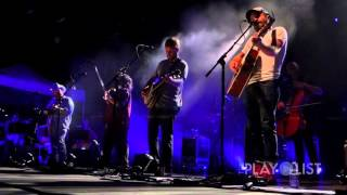 Trampled by Turtles at Bayfront,  Alone