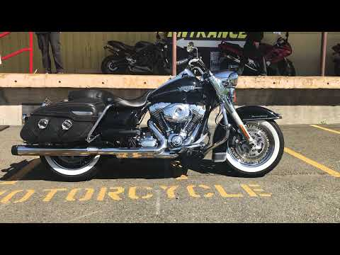 2012 Harley-Davidson Road King® Classic in Auburn, Washington - Video 1