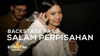 BACKSTAGE PASS :  MIRRIAM EKA BERAKHIR! SUPER 7 RISING STAR INDONESIA