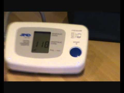 Escala de valores división del instrumento para medir la presión arterial