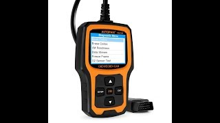AutoPhix OM126 Code Scanner Demo and Review