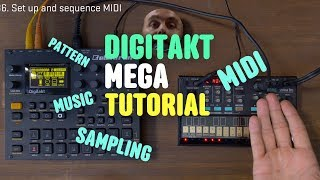 Digitakt Mega Tutorial