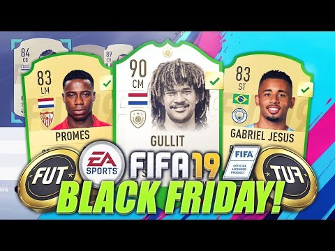 HOW TO PREPARE FOR THE BLACK FRIDAY MARKET CRASH! (FIFA 19 Trading & Investing Tips)