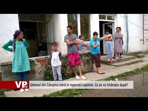 Ghetoul din Câmpina intră în reparații capitale. Ce se va întâmpla după?