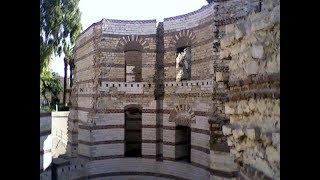 """أخر النهار - جولة مشوقة ب """" حصن بابليون"""" بمصر القديمة المكان اللي قفز من علية الزبير بن العوام 😍⛪"""