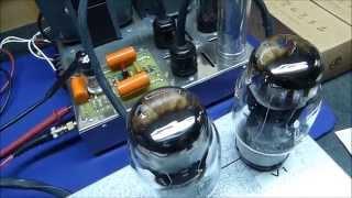 6550 (KT88) Shu Guang vs Telefunken vs Vintage JAN Tung Sol Vacuum Tubes in Dynaco Mark III