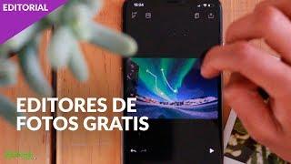 Los MEJORES editores para fotos GRATIS para Android y iOS