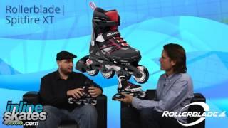 Обзор роликов Rollerblade spitfire g 2016 на английском