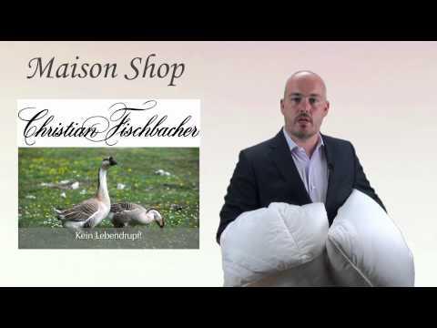 Duvet Kissen Online Christian Fischbacher, Dorbena by Maison Shop