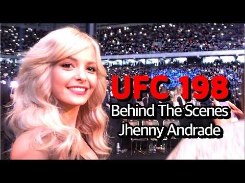 UFC198 Curitiba- Por trás das cameras