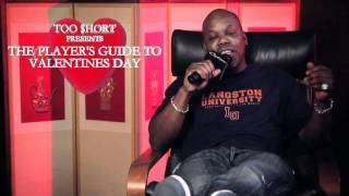 Too $hort's Player's Guide to Valentine's Day
