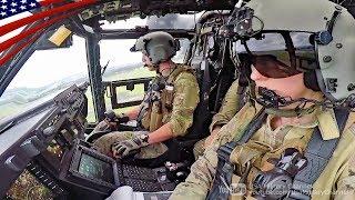USAF CV-22 Osprey Demo Flight at Yokota Air Base, Japan