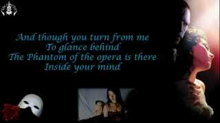 Lacrimosa The Phantom of the Opera - lyrics HQ