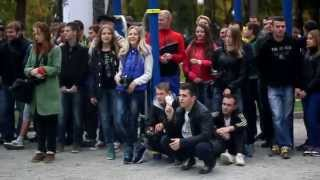 ArtLab cняли репортажное видео для Street workout )