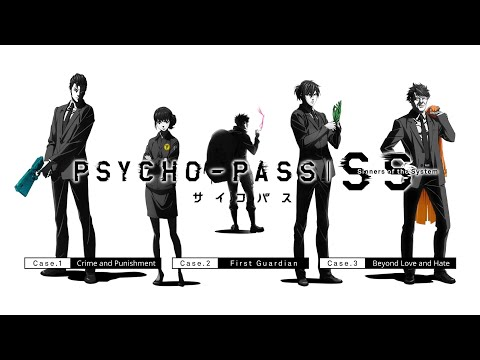 Psycho-Pass Sinners of the System | Trailer (Eng Sub)
