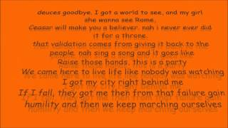 Can't Hold Us Lyrics  Macklemore And Ryan Lewis (slow)