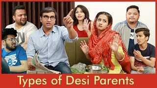 Types Of Desi Parents   | Lalit Shokeen Films |
