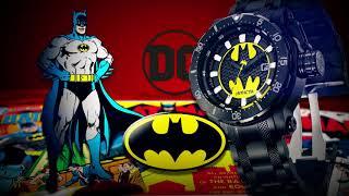 Invicta DC Comics Watches on Evine