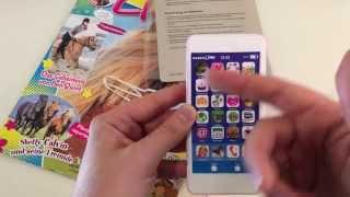 Lissy Smartphone Radio Unboxing