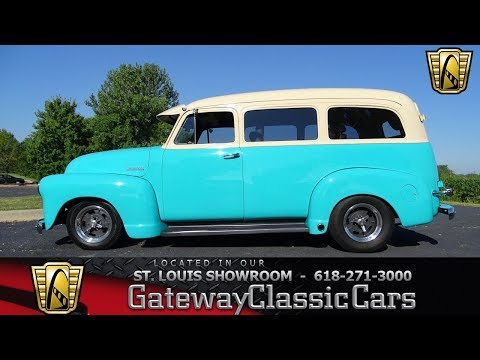 1949 Chevrolet Suburban for Sale - CC-1016345