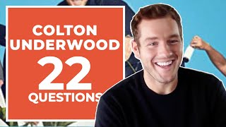 The First Time: Finding Myself and Looking for Love on Reality TV by Colton Underwood