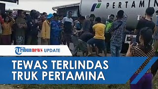 Berniat Dahului Truk hingga Berujung Maut, Pengendara Motor di Kabupaten Banyuasin Tewas Terlindas