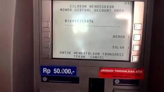 Prosedur Pembayaran Virtual Account Via ATM BCA Tunai Wah Gampang Kan
