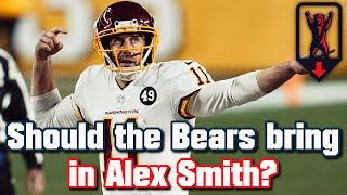 The Chicago Bears should sign this quarterback as a backup in 2021