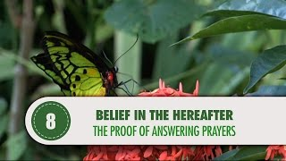 The Proof of Answering Prayers