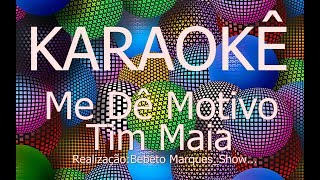 カラオケボックス歴史MeDêMotivo-TimMaiaCante,Grátis,KaraokeHD