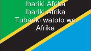 Hymne national de la Tanzanie