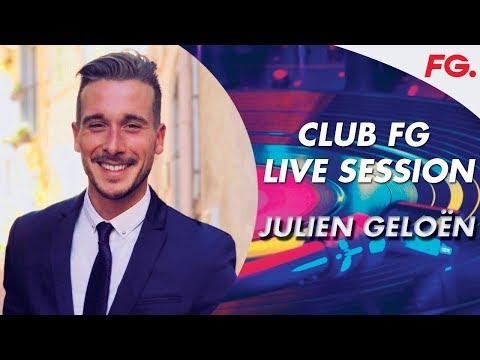 JULIEN GELO�9N LIVE   CLUB FG   DJ MIX